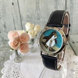 Pierre Lannier - 【希少】Pierre Lannier ピエールラニエ 腕時計 ペンギン シルバー