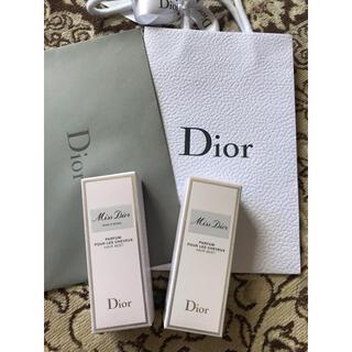 クリスチャンディオール(Christian Dior)のディオール ヘアミストセット(ヘアウォーター/ヘアミスト)