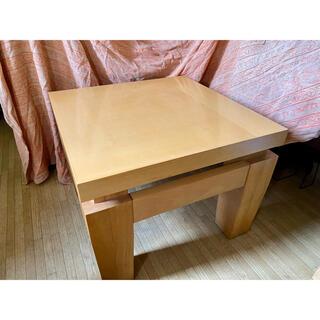カッシーナ(Cassina)のカッシーナ サルダンローテーブル60×60×45(ローテーブル)