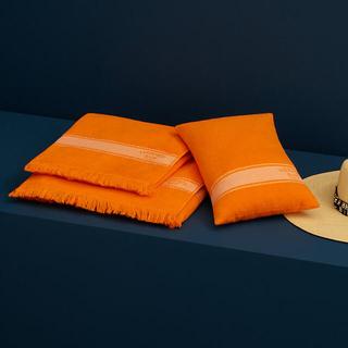 エルメス(Hermes)の新品未使用 エルメス ビーチクッション ヨッティング オレンジ(クッション)