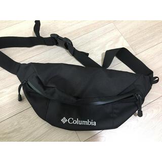 Columbia - コロンビア ウエストバッグ 黒