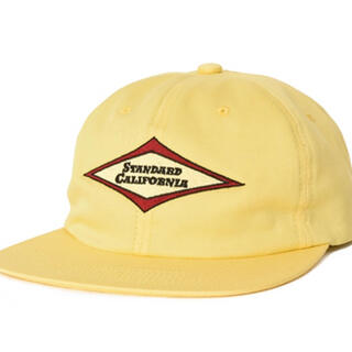 スタンダードカリフォルニア(STANDARD CALIFORNIA)のスタンダードカリフォルニアClassic Surf Logo Twill Cap(キャップ)
