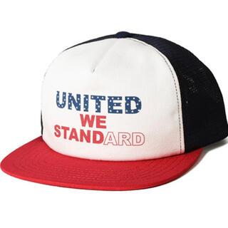 スタンダードカリフォルニア(STANDARD CALIFORNIA)のスタンダードカリフォルニアUnited We Standard メッシュキャップ(キャップ)