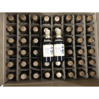 サントリー(サントリー)の山崎12年ミニチュア(50ml)1ケース(48本)(ウイスキー)