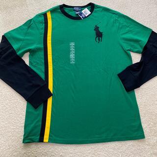 ラルフローレン(Ralph Lauren)の新品未使用品 ラルフローレン 長袖Tシャツ ビックホース(Tシャツ/カットソー(七分/長袖))