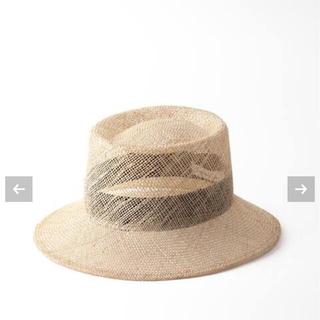 イエナ(IENA)の【La Maison de Lyllis】ハット イエナ(麦わら帽子/ストローハット)