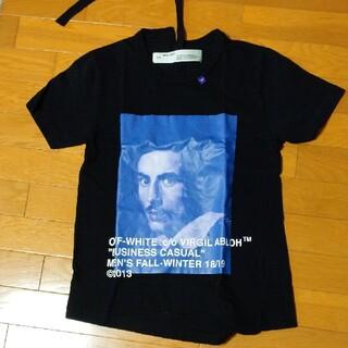 オフホワイト(OFF-WHITE)の【値下げしました】山田涼介着用Tシャツ色違い(Tシャツ/カットソー(半袖/袖なし))
