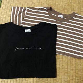 ローリーズファーム(LOWRYS FARM)のLOWRYSFARM♡KIDSTシャツ(Tシャツ/カットソー)