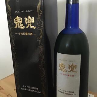 14代高木酒造ブルーボトル鬼兜720ml40度(焼酎)