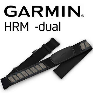 GARMIN - HRM-Dual ハートレートセンサー Edge 130 530 830