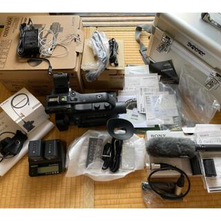 ソニー(SONY)の◆専用◆SONY HXR-NX80 DCR-TRV900 ECM-VG1付き(ビデオカメラ)