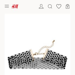 エイチアンドエム(H&M)のチョーカー H&M(ネックレス)