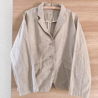 サマンサモスモス(SM2)のSM2 綿麻ジャケット(テーラードジャケット)