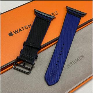エルメス(Hermes)のApple watch HERMES ベルト(レザーベルト)