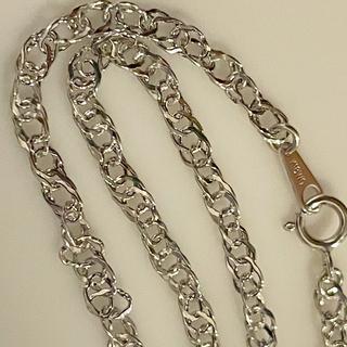 ジュエリーツツミ(JEWELRY TSUTSUMI)のK18  ホワイトゴールド ブレスレット(ブレスレット/バングル)