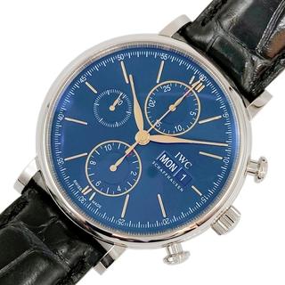 IWC - インターナショナルウォッチカンパニー IWC ポートフィーノ 腕時計 【中古】