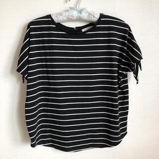 ヴィス(ViS)のお値下げ!vis  ビス カットソー ティーシャツ (Tシャツ(半袖/袖なし))
