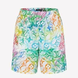 ルイヴィトン(LOUIS VUITTON)のLouis Vuitton Pastel Shorts 38(ショートパンツ)