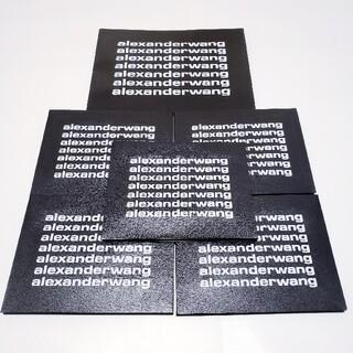 アレキサンダーワン(Alexander Wang)のALEXANDER WANG アレキサンダーワン ショップ袋 ショッパー 6枚(ショップ袋)