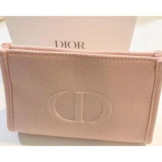 ディオール(Dior)の【限定】ディオール ポーチ ノベルティ ピンク(ポーチ)
