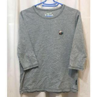 ドラッグストアーズ(drug store's)の古着 tシャツ drug store's プリント tシャツ 七分袖 tシャツ(カットソー(長袖/七分))