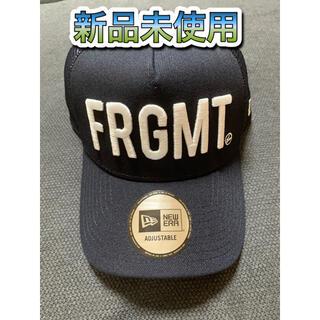 フラグメント(FRAGMENT)のNewera fragment 9FORTY A-Frame  新品未使用(キャップ)