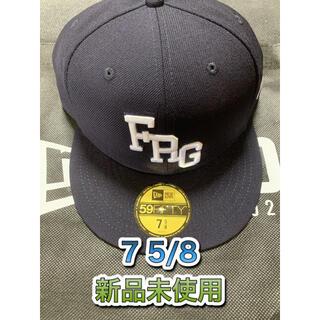 フラグメント(FRAGMENT)のNewera fragment 59 FRG 7 5/8 新品未使用(キャップ)