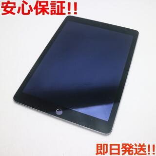 アップル(Apple)の美品 SIMフリー iPad Air 2 Cellular 32GB グレイ (タブレット)