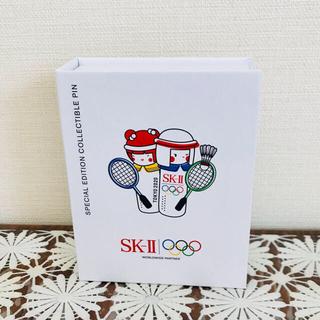 エスケーツー(SK-II)のSK-II東京オリンピックピンバッジ(バッジ/ピンバッジ)