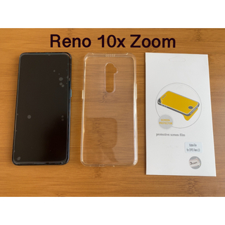 オッポ(OPPO)のmspe32様専用 OPPO Reno 10x Zoom 6/128 大陸版(スマートフォン本体)