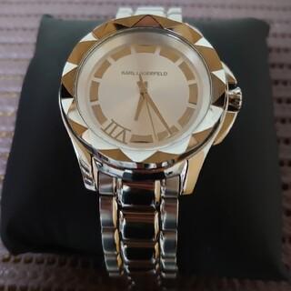 カールラガーフェルド(Karl Lagerfeld)の希少 カール・ラガーフェルド (腕時計(アナログ))