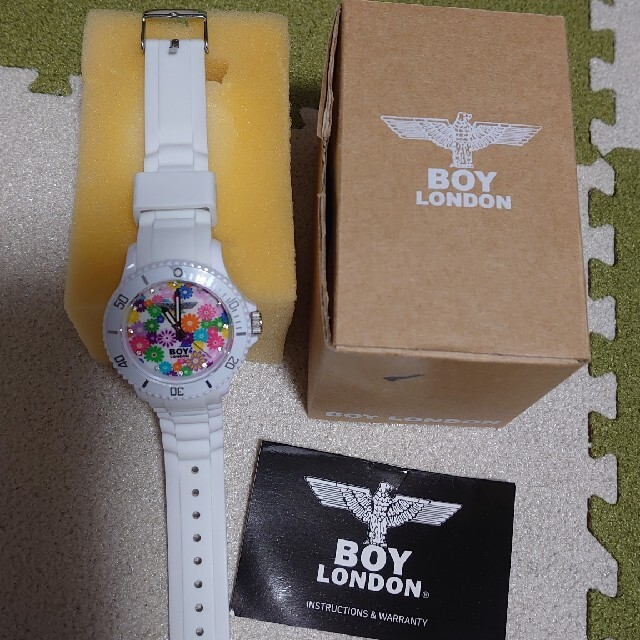 Boy London(ボーイロンドン)の値下げ!BOY LONDON 腕時計 レディースのファッション小物(腕時計)の商品写真