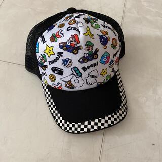 ユニバーサルスタジオジャパン(USJ)のキャップ 帽子 マリオカート ニンテンドーワールド USJ ユニバ(帽子)