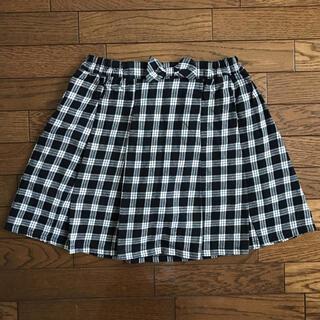 サンカンシオン(3can4on)の3can4on プリーツスカート インナーパンツ付き 女の子 150(スカート)