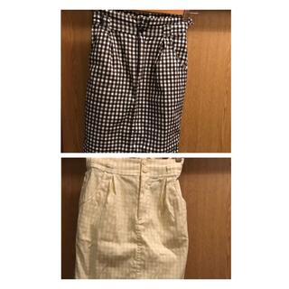 デイシー(deicy)のスカート2点(ひざ丈スカート)