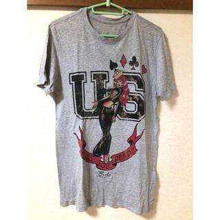 エドハーディー(Ed Hardy)のエドハーディー Tシャツ Sサイズ メンズ(Tシャツ/カットソー(半袖/袖なし))