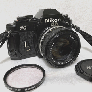 ☆フィルムカメラ 【Nikon FG】(フィルムカメラ)