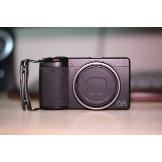 リコー(RICOH)のRICOH griii 3 tdwc00 林様専用(コンパクトデジタルカメラ)