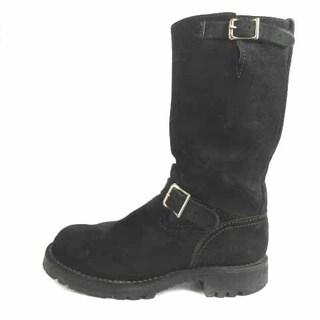 ウエスコ(Wesco)のウエスコ WESCO エンジニアブーツ BOSS ボス 黒 7.5 D (ブーツ)