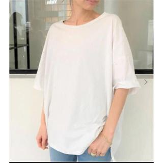 ドゥーズィエムクラス(DEUXIEME CLASSE)のアパルトモン LA APPAREL ロサンゼルスアパレルBig Tシャツ(Tシャツ/カットソー(半袖/袖なし))