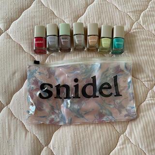 snidel - snidel  ネイル スナイデル
