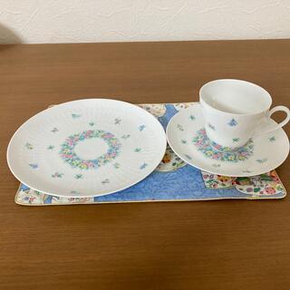 ローゼンタール(Rosenthal)のローゼンタール カップ&ソーサー プレート トリオ(食器)