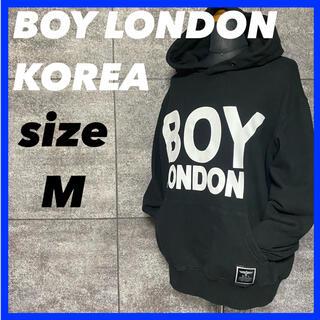 ボーイロンドン(Boy London)の【秋物】BOY LONDON KOREA ボーイロンドン パーカー サイズM(パーカー)