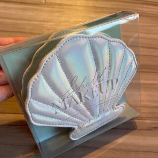 フランフラン(Francfranc)のフランフラン シェルポーチ&メイクアップツールセット  貝殻ポーチ(コフレ/メイクアップセット)