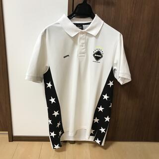 エフシーアールビー(F.C.R.B.)のF.C.R.B.(F.C.Real Bristol) スターチェックシャツ(ポロシャツ)