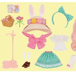 タカラトミー(Takara Tomy)の♡ユナ様専用♡ ブライス 衣装一式、スタンド「スプリング ホープ」化粧箱つき(人形)