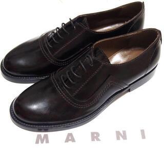 Marni - MARNI レースアップシューズ 短靴 41
