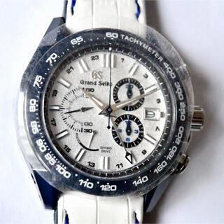 グランドセイコー(Grand Seiko)のSBGC229 ニッサンGT-R50周年&スプリングドライブ20周年記念(腕時計(アナログ))