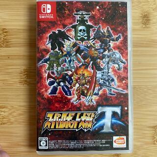 ニンテンドースイッチ(Nintendo Switch)のスーパーロボット大戦T Switch(家庭用ゲームソフト)