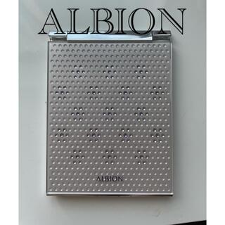 アルビオン(ALBION)のALBION 携帯ミラー✨9.5×7センチ(ミラー)